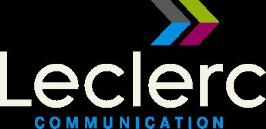 Logo Leclerc Communication